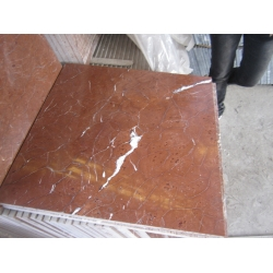 Rosso Alicante red marble slabs