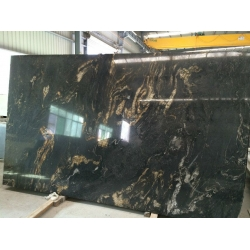 Black Titanium granite