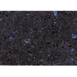 Dark blue quartz stone for countertop