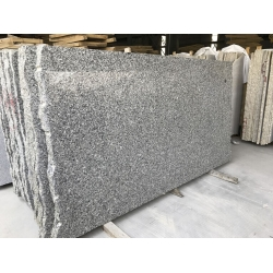 Swan grey granite grey polished slab and tile