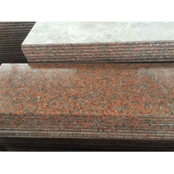 G562 maple granite polished slab